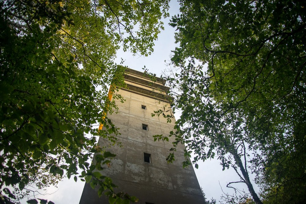Lookout Tower from WWII