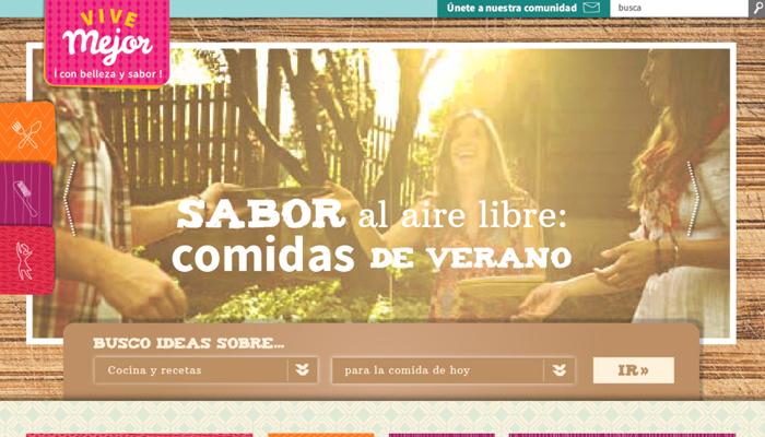 Vive Mejor, User Experience & PM