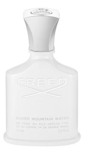 CREED SILVER MOUNTAIN WATER  $395   (COLOGNE/UNISEX, ONE OF MY FAVORITES)  Bergamot, mandarin, neroli