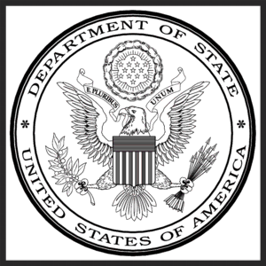 DEPARTMENT OF STATE GREAT SEAL