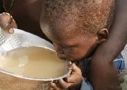 PLEASE HELP US TO KEEP THESE CHILDREN FROM DRINKING THIS
