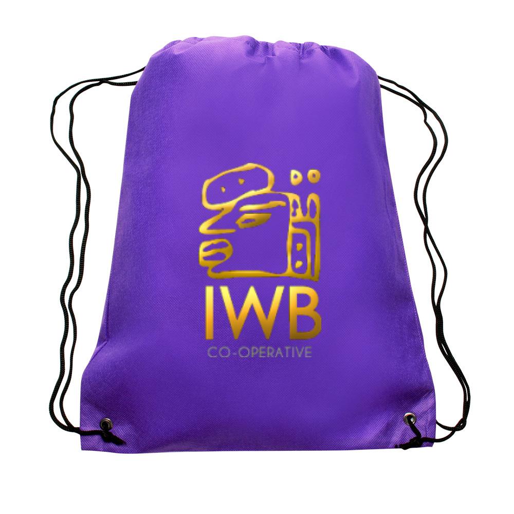 IWB PURPLE COOP BAGS