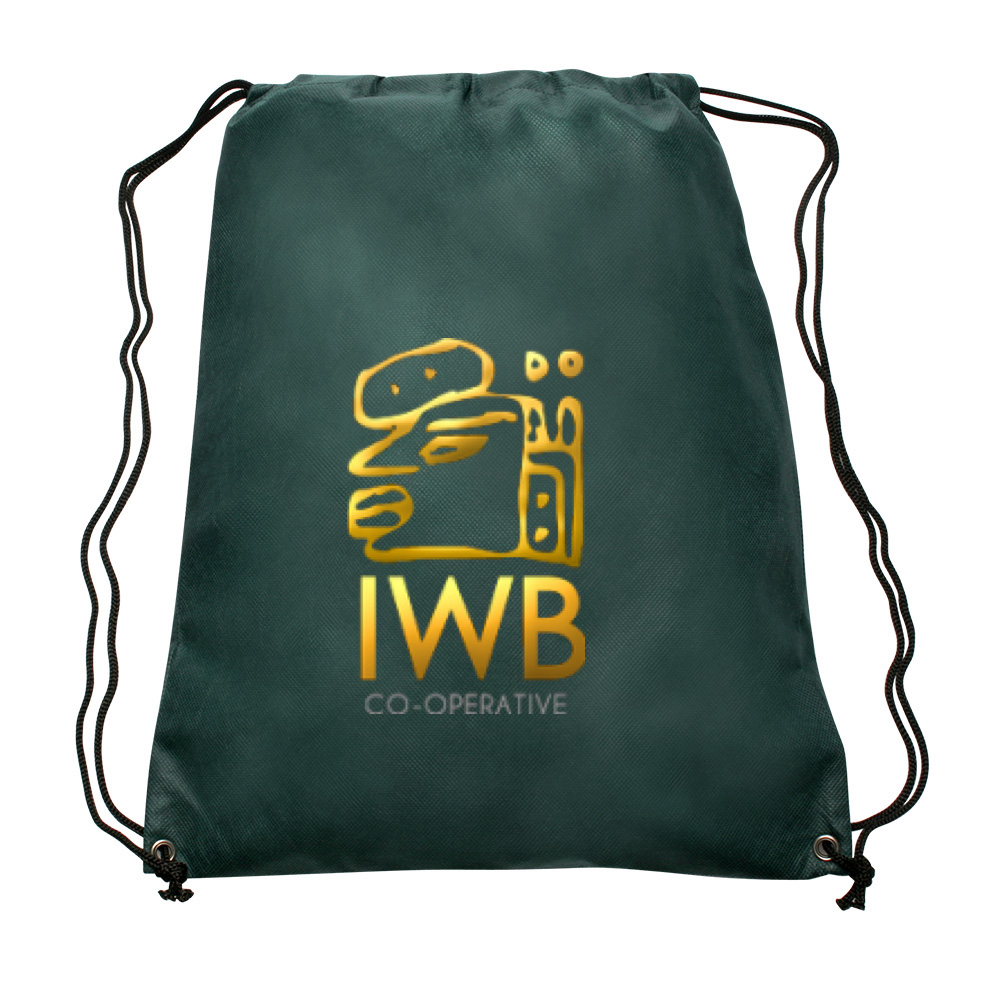 IWB FOREST GREEN COOP BAGS