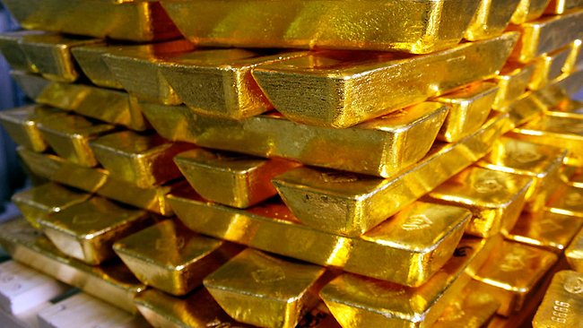 bullion In Kilos undisclosed.