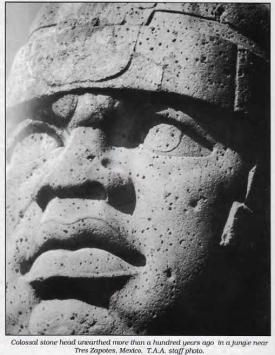 olmec King el Rey From Antiquity