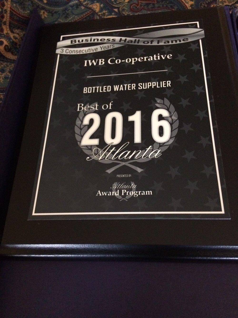 IWB Hall Of Fame Award 2.JPG