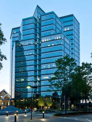 IWB New Executive consultant office in buckhead tower