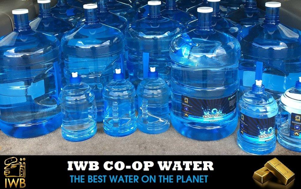 the award winning water of waters