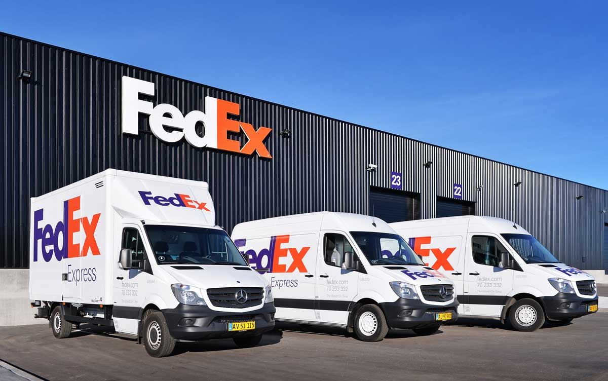 iwb ALSO hAS AGREEMENTs WITH FEDEX