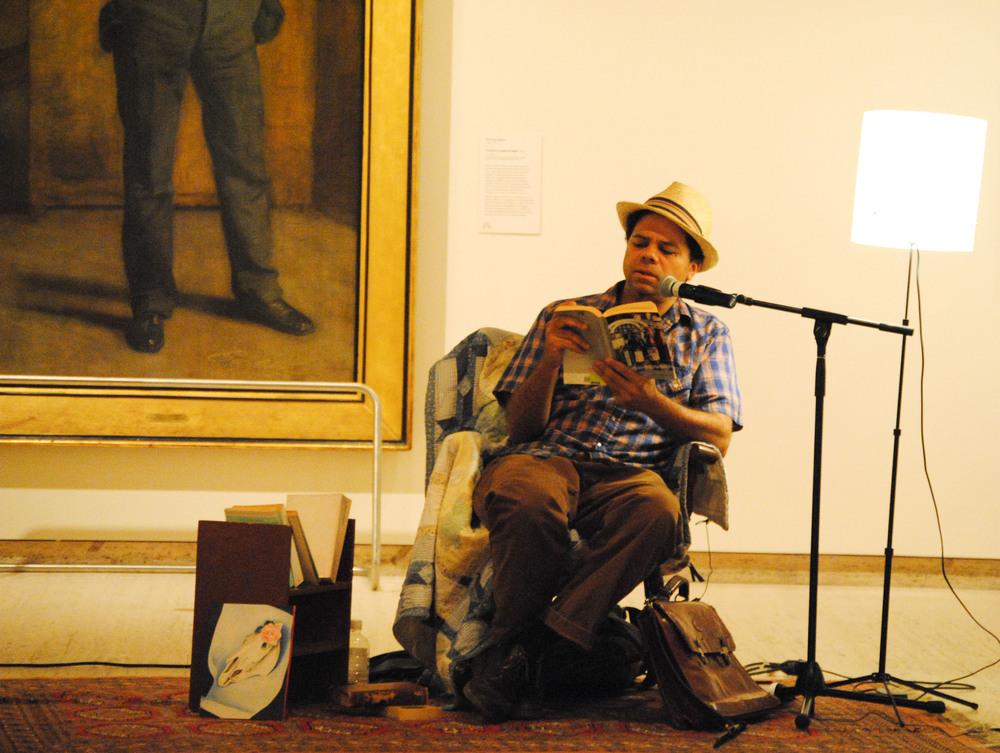 Miles Merrill reads American classics