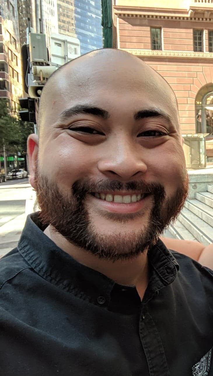 Joseph - (known to some as Butch) is a Western Sydney based poet, born to Filipino immigrants. He enjoys doing laundry, long walks through Kmart, and late nights at Mr. Crackles in Darlinghurst. His works have been published in UNSWeetened and the UTS Writers' Anthology. Joseph's favorite word is pie.