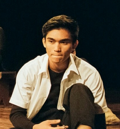 Miguel - was born in the Philippines and his family moved to Australia in 2011. He mainly enjoys reading, writing, sport, watching movies and his passion is acting. His aspiration after high school is to study at an acting school like NIDA or WAAPA and become a successful actor.