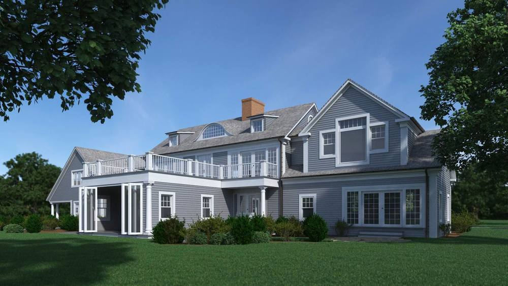 We provide a service for rendering your planned home in 3D