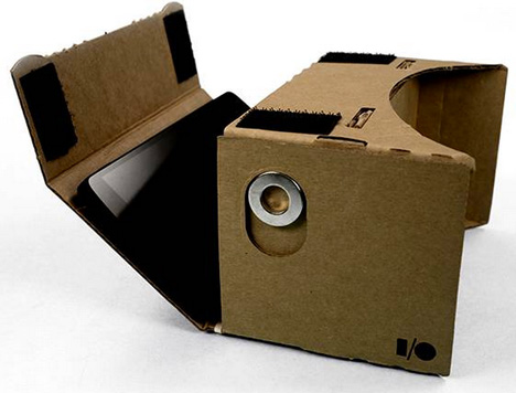 Each 360 rendering plan comes with a free Google Cardboard headset shipped to you while your architectural visualization is being created. Image src: Google Cardboard