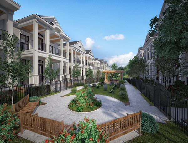 Competition grows stronger as we get closer to our top 10 renderings from the quarter, and we just think that this  exterior rendering  demonstrates just how photorealistic architectural visualizations can be. You can add as many natural details as you want, grass, flowers, trees. Use every bit of creativity you have to achieve the result you desire.