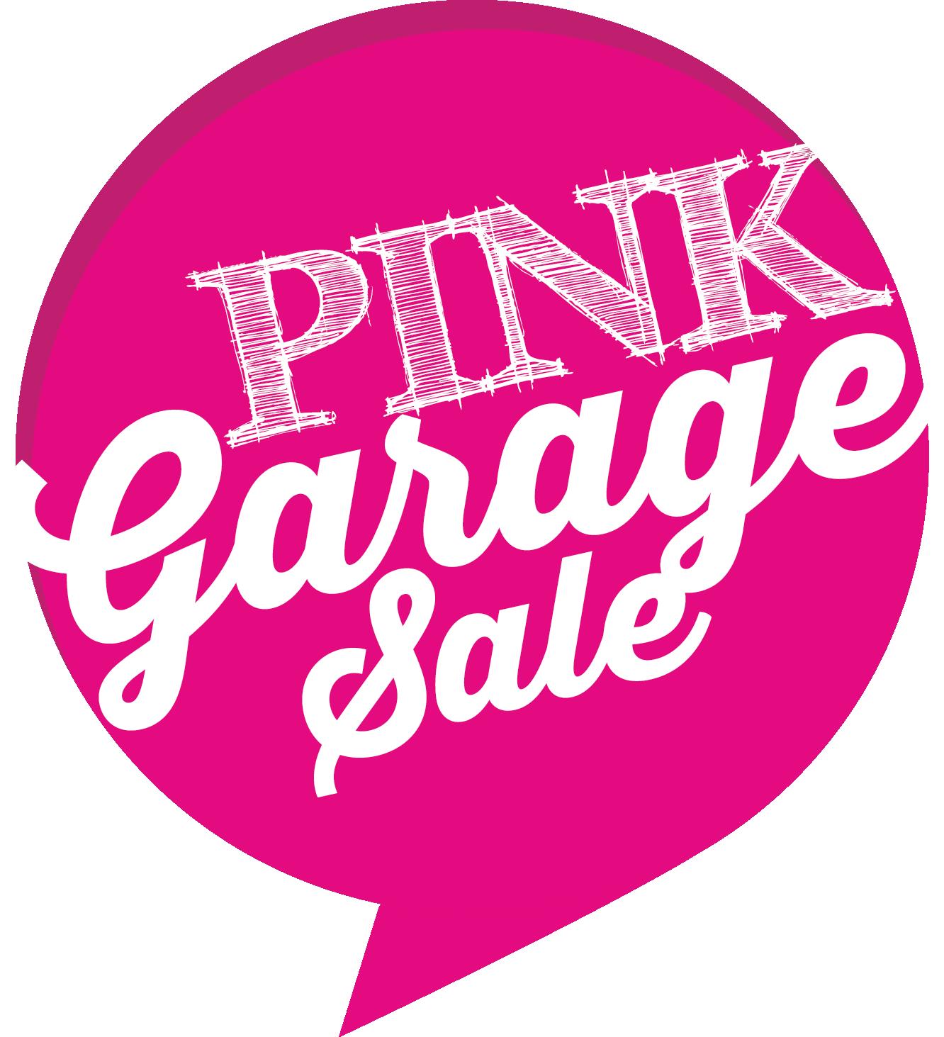 Pink Garage Sale