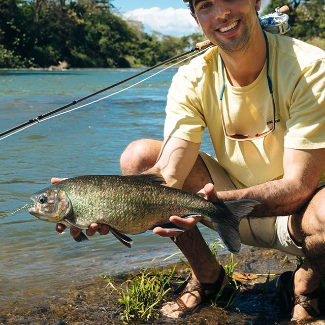 More of these Grande Machacas on the FlyLords Snapchat take over, straight from the Rivers in Guanacaste, Northern Costa Rica. @flylords SC:theflylords