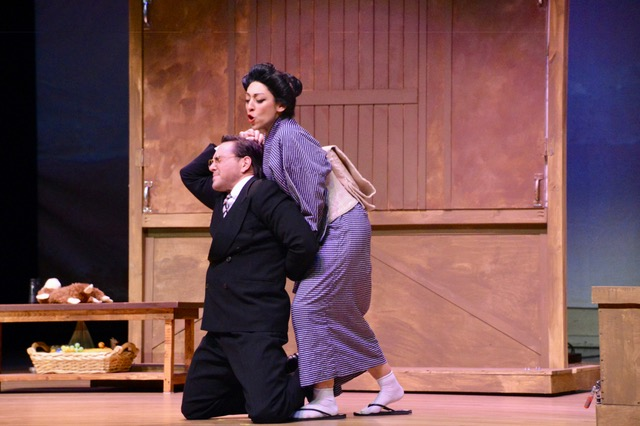 Madama Butterfly with Opera Fort Collins (photo by Norma Andersen)