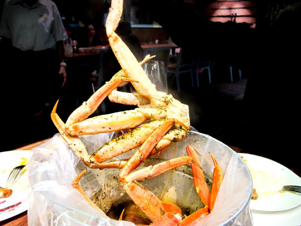 King Crab Legs!