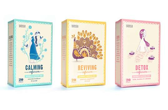 I LOVE these teas! (img - trendhunterstatic.com)