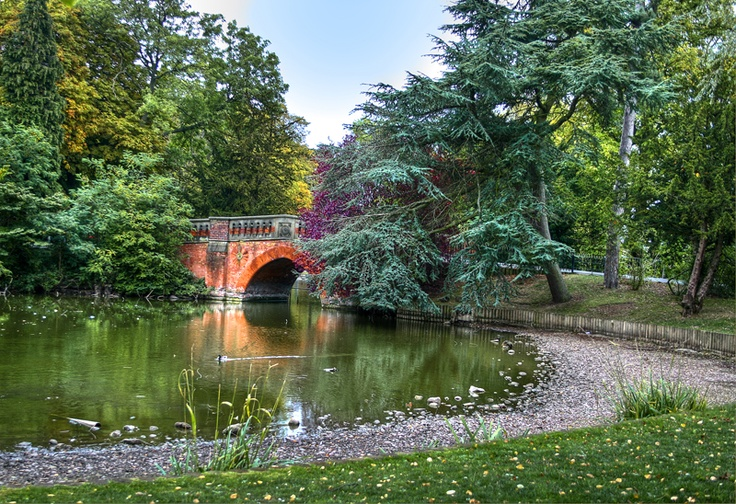 my favourite park in birmingham, cannon hill park (img - martin thomas)