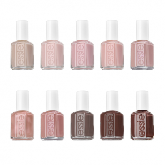 I love nude! I picked the one on the top right but I can't remember the name oops sorry (img - dailytrend.fr)