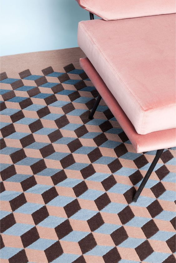 Millennial Pink sofa art deco tiles carpet close up.jpg
