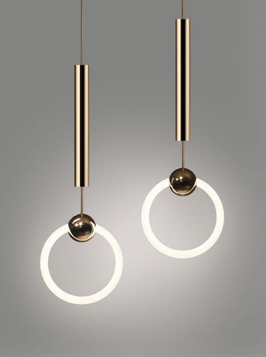 Ring Lights by Lee Broom