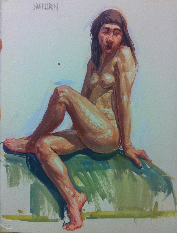 Nude. Linz