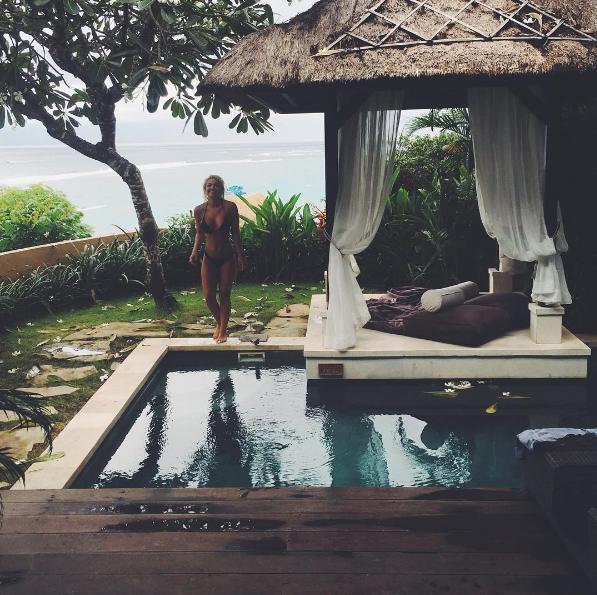 Batu Karang, Honeymoon Suite