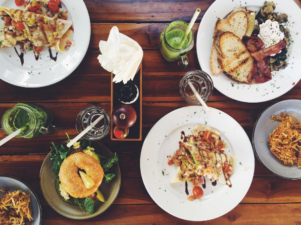 Bukit Cafe, Padang Padang