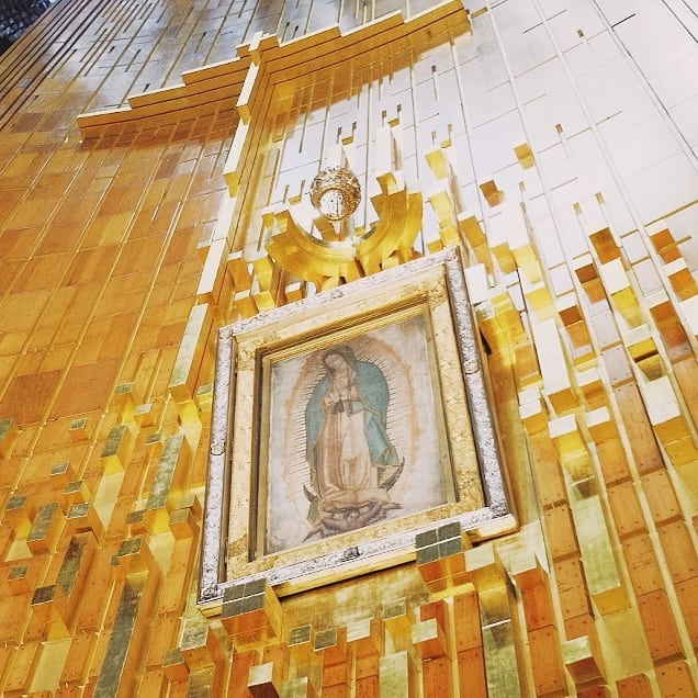 Image of #ourladyofguadalupe since 1531