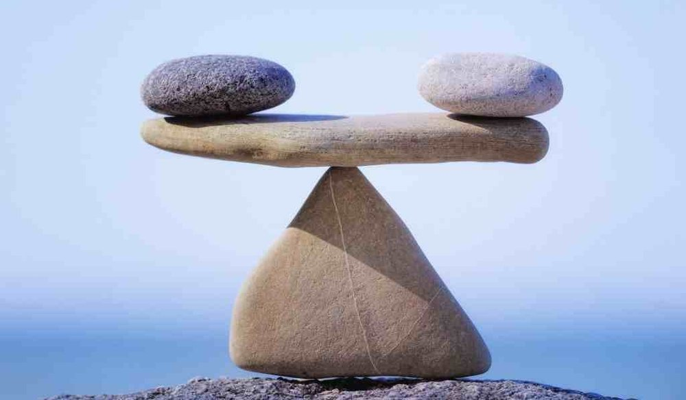 top tips for finding balance