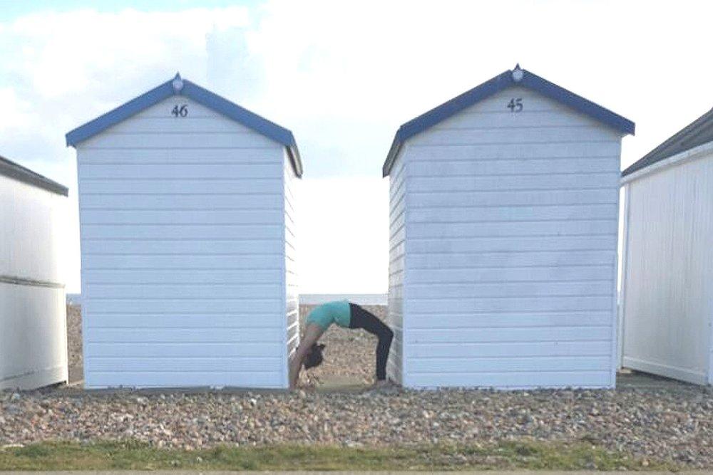 yoga classes worthing