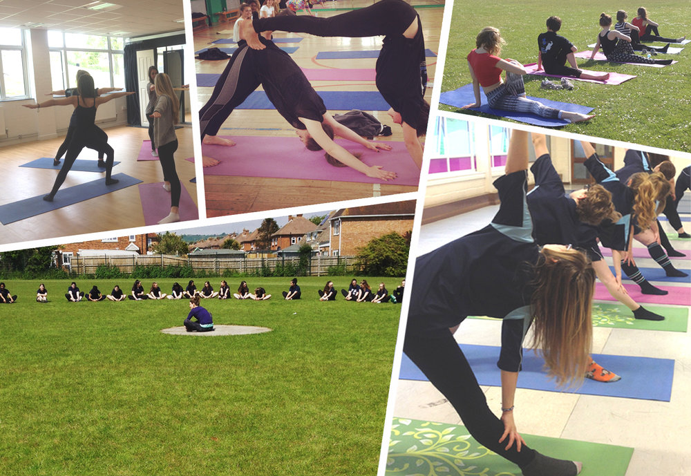 Youth Yoga Training - Training courses and CPD development days run throughout the year, including bespoke staff training for those working with young people.Our comprehensive courses offer you the knowledge, experience and confidence to share yoga and mindfulness with teenagers, something that is much needed.