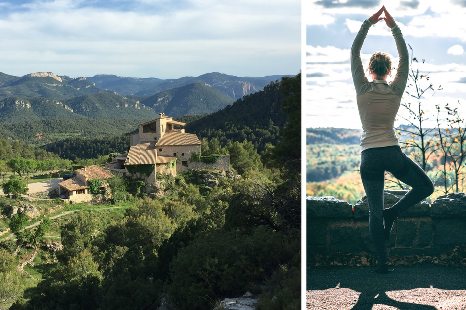 Yoga & Fitness Retreats - Our yoga and fitness  retreats are the perfect way to deepen your yoga practice and improve your fitness whilst unwinding in totally blissful locations. With the choice of day, weekend or week long retreats there is something for everyone!