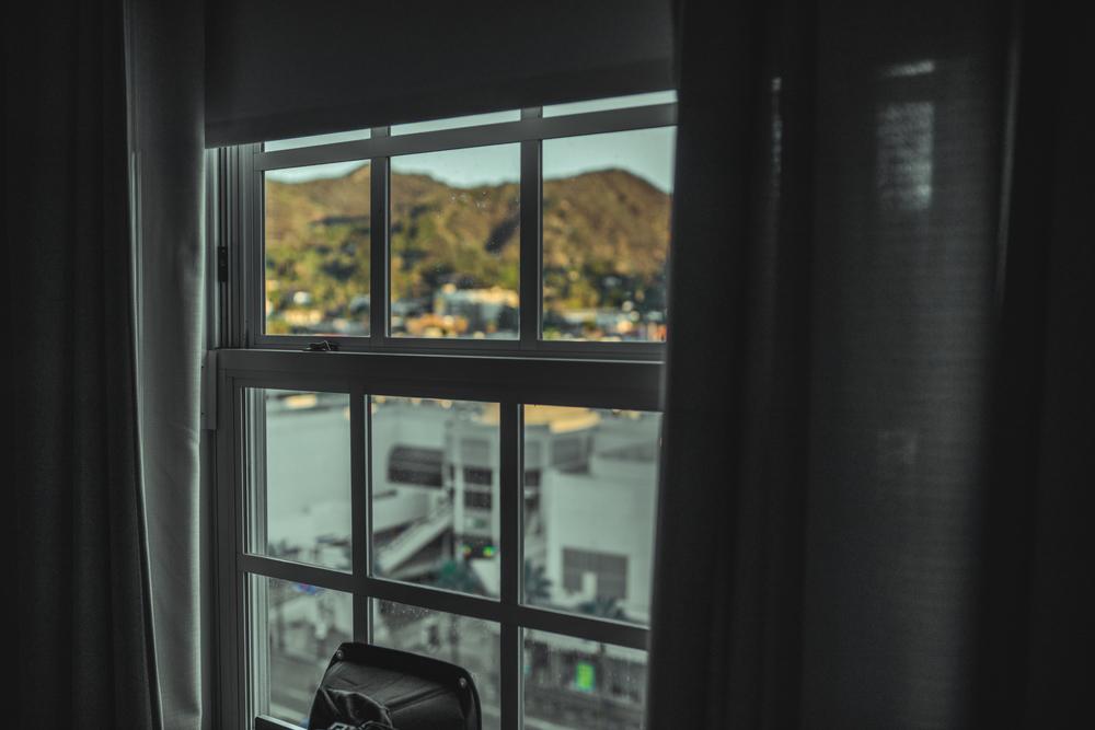 Hollywood views