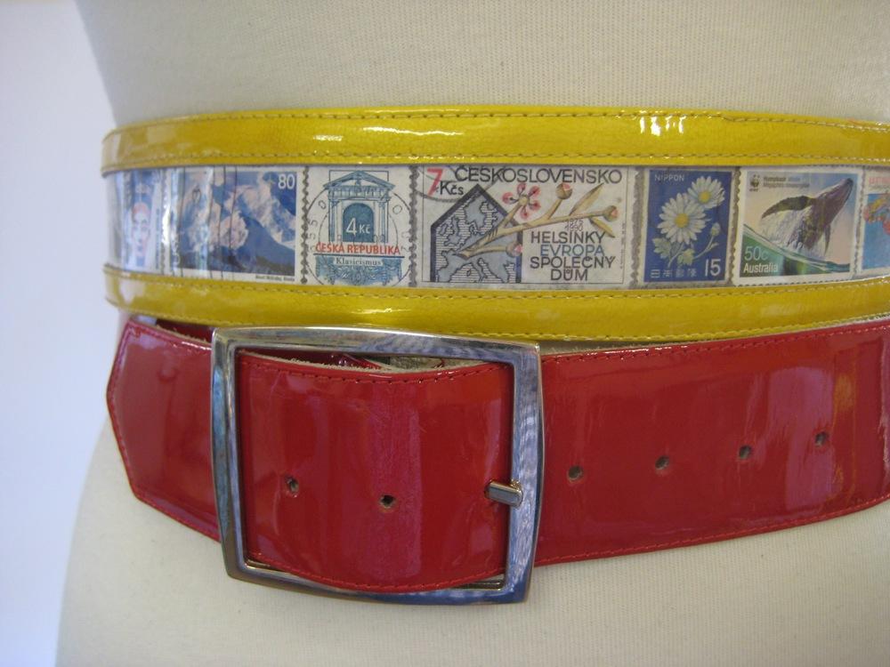Postage Belt