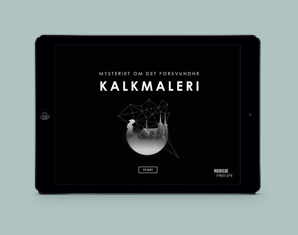 The Digital Museum: Experience Design for Roskilde Museum