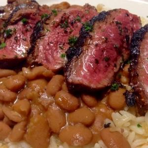 Sunset Grille's Carne Asada