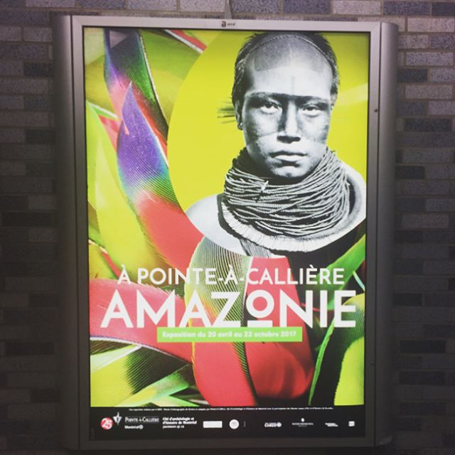 Cool posters design in Montréal ! #mtl #design #poster #advert #subway #graphicdesign