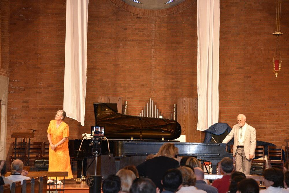 Elisabeth and Eugene Bowing.JPG