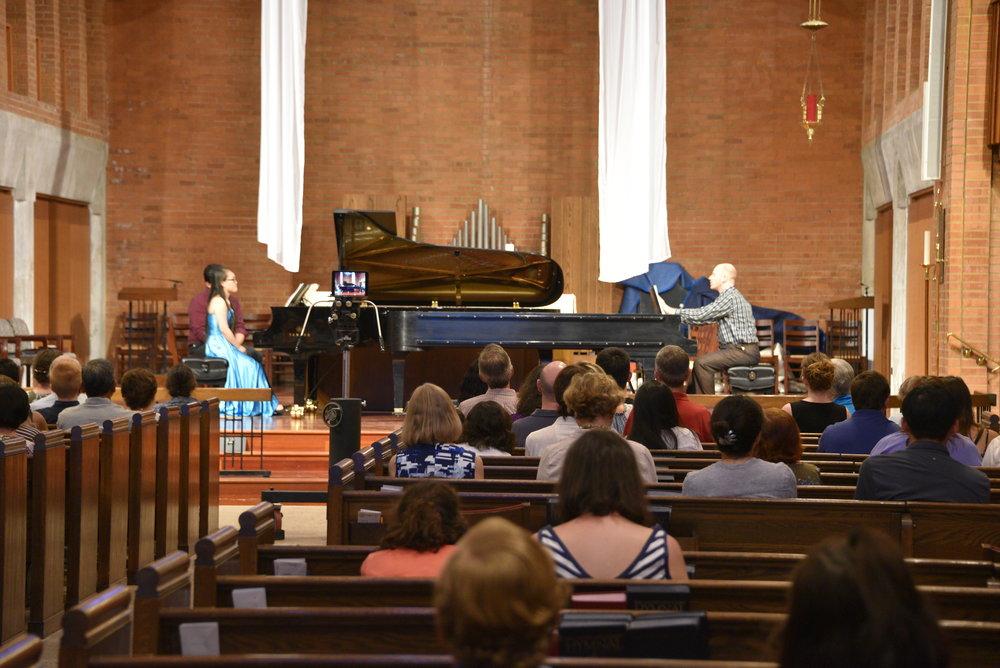 Jess and Elias on Stage.JPG