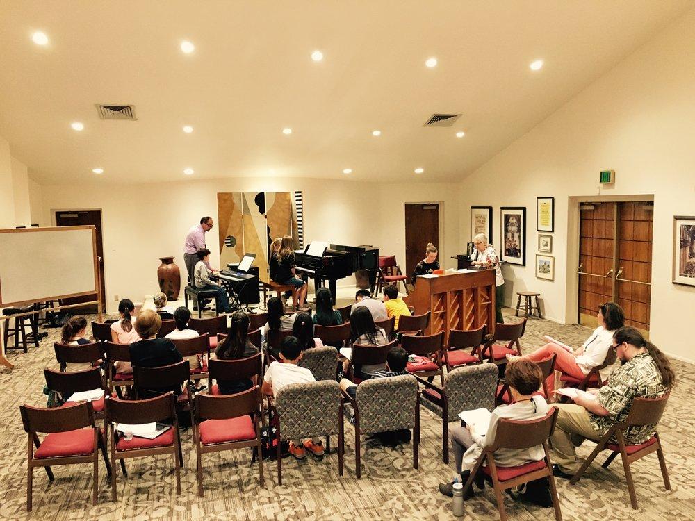 Stuart's Workshop Piano 8 Hands.JPG