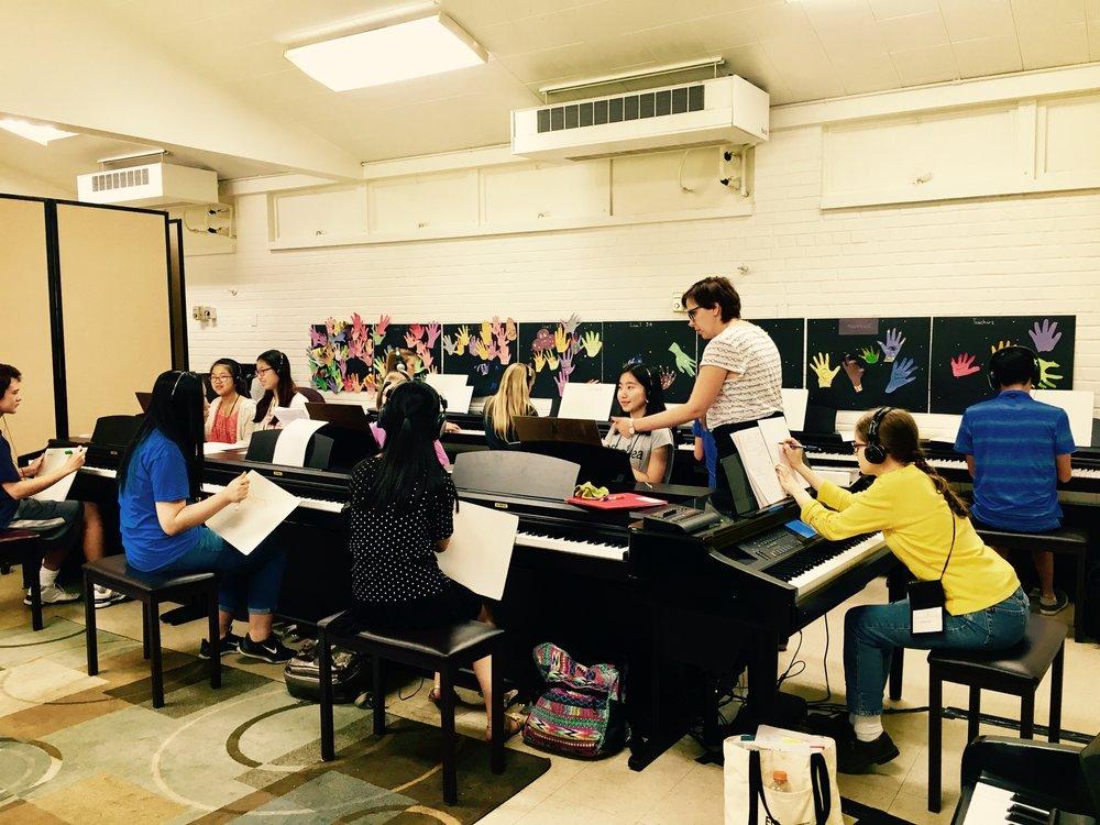 Holly's Composition Class.JPG