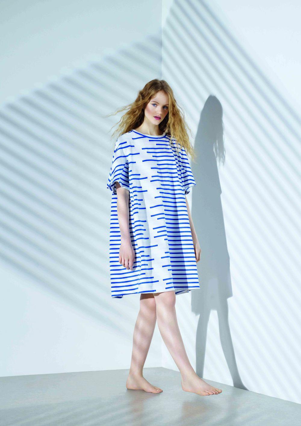 Petit Bateau x Kenta Matsushige Limited Edition Dress