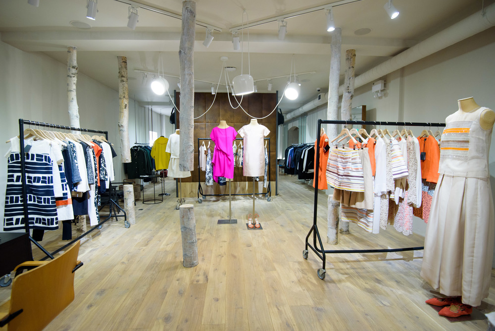 NATAN SS16 Collection at Clerkenwell London