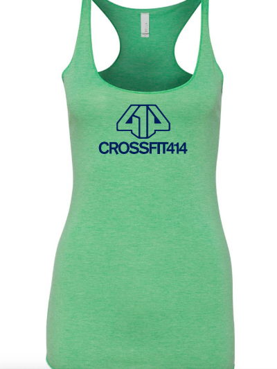 Pre Order forms are at the gym for women's tanks and three quarters sleeve shirts. Make sure to sign up by next week.