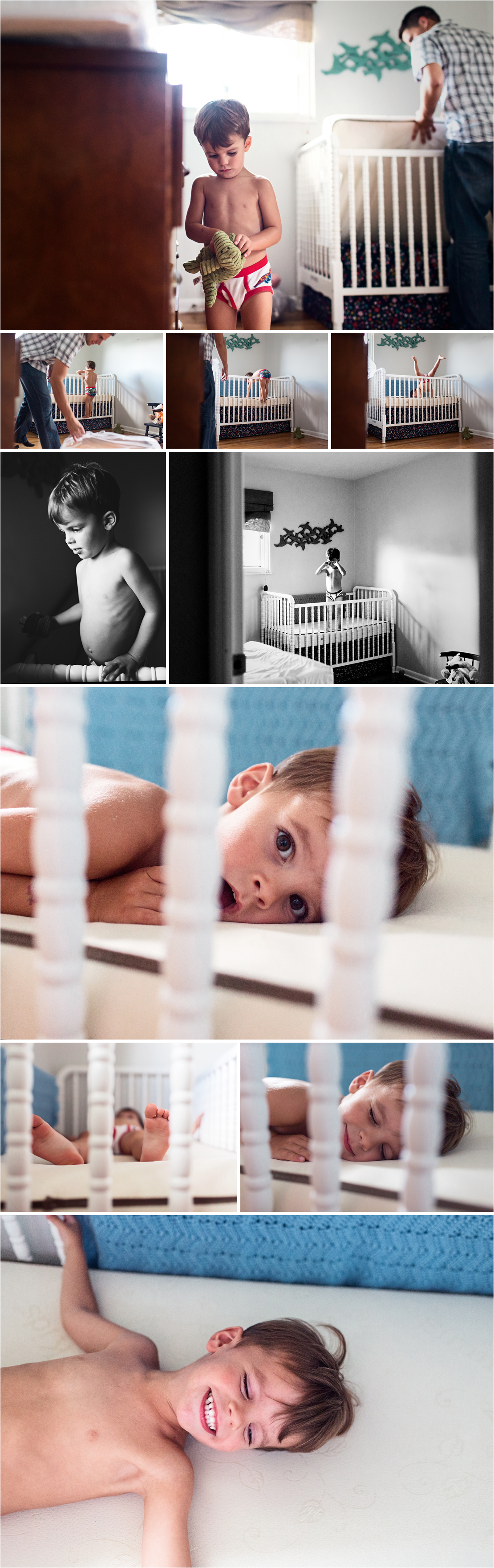 crib mattress storyboard