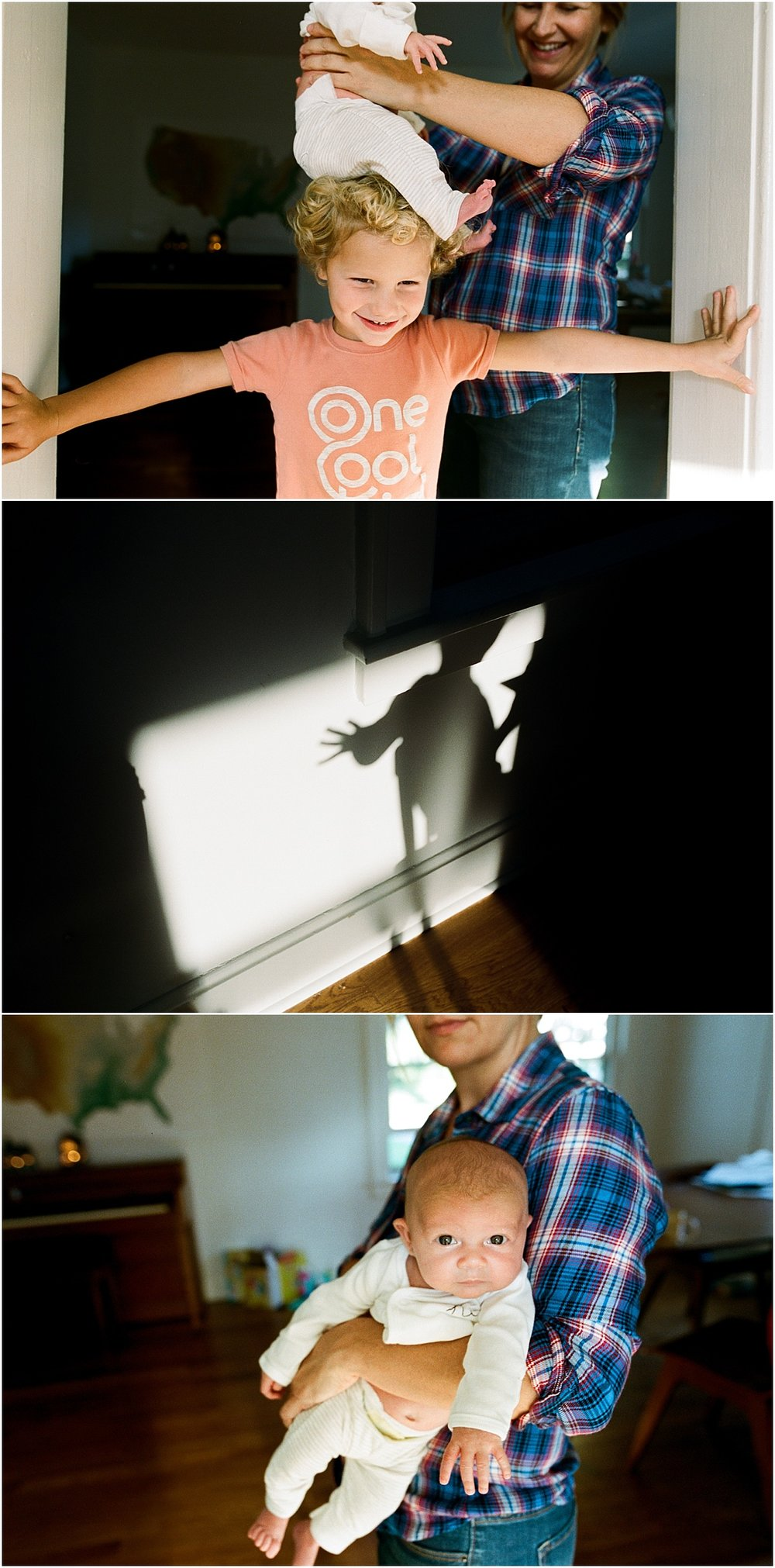 ©MariaManco Photography Family Session at Home on Film 5